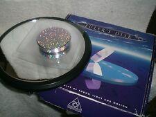 1996 Tangent Toy Euler's Disk Physics Rhythmic display of sound, light & motion