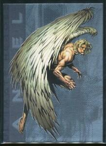 2011 Marvel Universe Ultimate Heroes Trading Card #UH7 Angel