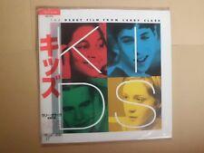 KIDS Larry Clark  Chloe Sevigny JAPAN Laser Disc LD movie