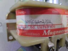 MAGNECRAFT WM60AA-120A COIL *USED*