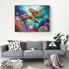Tortoise 5D Diamond Painting Craft Wall Decor Diy Xmas Gift With Drawing Tools