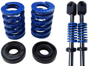 Springs for automatic opening the trunk for ford focus mk2 II 2 HB