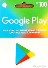 Google Play Code 100 CHF Switzerland Schweiz Code Digital Delivery
