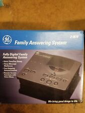 New General Electric answering machine model# 2 - 9876 NIB