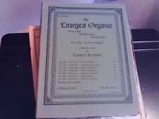 ed Carlo Rossini:: The Liturgical Organist, vol. 1, organ (Fischer)