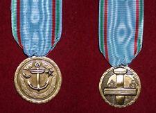 Médaille de l'Afrique Occidentale française A.O.F. - C.F.S. WW2 - Refrappe
