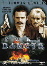 Pure Danger DVD 1996 C. Thomas Howell Region 4
