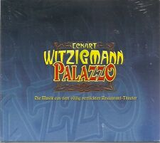 "CD Katie Melua, Aventura, Miriam Makeba, ""Eckart Witzigmann Palazzo"" Neu/New/OVP"