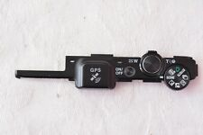 Top cover Switch Mode Shutter Button For Nikon Coolpix S9300 PART