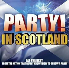 CD Party in Scotland Ceilidh Minogue Munros WACCY Maccy Pentland Folk Macca Etc