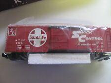 K-Line S Gauge ATSF Santa Fe Box Car #K511-006 RARE!  NIB
