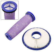 HEPA Post Filter & Washable Pre Filter Kit Replacement For Dyson DC41 DC65 DC66
