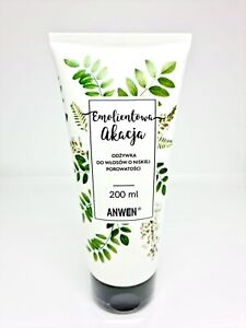 ANWEN - Emollient Acacia Conditioner for Low Porosity Hair 200ml