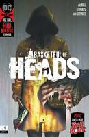 BASKETFUL OF HEADS #1 (2019 DC) NM 1ST PRINT MAIN COVER A JOE HILL HOUSE HORROR