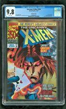 CGC 9.8 UNCANNY X-MEN #350 MARVEL COMICS 1997 TRIAL OF GAMBIT MAGNETO APPEARANCE