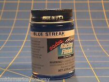 Pactra RC52 Blue Streak Lexan Paint 2/3 oz RC and Slot cars Mid America