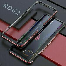 For ASUS Phone 2 II ROG2 ZS660KL Metal Frame Protective Case Shockproof Bumper
