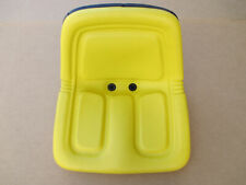 Yellow Seat For John Deere Jd Garden Tractor 314 316 317 318 330 400 420 Gx70