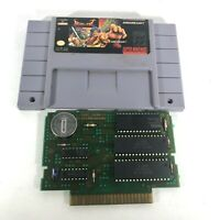 Breath of Fire (Super Nintendo Entertainment System, 1994) Authentic Cartridge