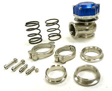 Maximizer 7Psi to 25Psi Wastegate Blue 40mm external wastegate 40 mm