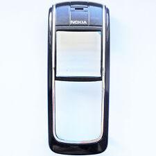 Nokia 6020 6021 original Front Cover schwarz Oberschale Gehäuse Abdeckung