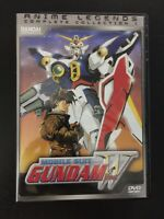 Gundam Wing - Complete Collection 1 (DVD, 2006, Anime Legends Multi-Disc Set)