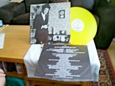 New ListingC5-Jona Lewie-On the Other Hand There's A Fist -1978-Uk Lp-Nm-Yellow Vinyl-Stiff