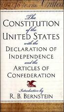 The Constitution of the United States of America with the Declaration of Indepen