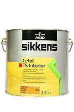 Sikkens seidenglänzende Holzlasur Cetol TS Interior 073 alt kiefer 2,5 L €9,98/l