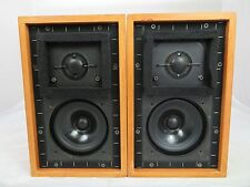 SPENDOR LS3/5A MONITOR SPEAKERS 11 OHM – WORLDWIDE SHIPPING