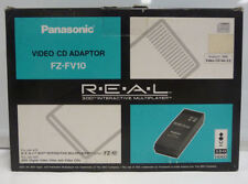 VIDEO CD ADAPTOR FX-FV10 3DO FOR PANASONIC FZ-10 PAL EURO VERSION BOXED COMPLETE
