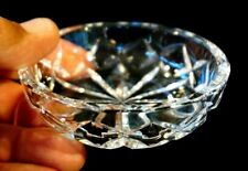 Beautiful Waterford Crystal Small Condiment Bowl