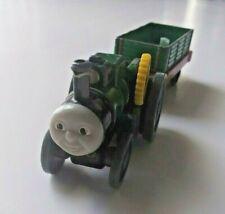 Thomas & Friends, TREVOR Traction Engine, w/green trailer, Diecast, Take Along