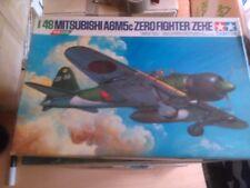 MITSUBISHI  A6M5c ZERO FIGHTER ZEKE   1/48 SCALE TAMIYA