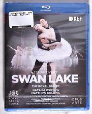 Tchaikovsky: Swan Lake The Royal Ballet- Opus Arte Blu-Ray >NEW<