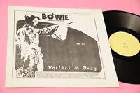 DAVID BOWIE LP 1980 FLOOR SHOW ORIG NM DOLLARS IN DRAG RARE COLLECTORS