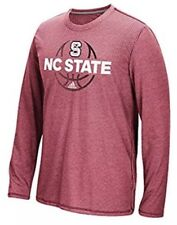 Adidas Men's Nc State Basketball Aeroknit Long Sleeve Jersey Shirt 2Xl Xxl