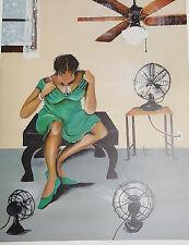 Annie Lee Personal Furnace Print/African American Art Liquidation SAL!!!!