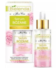 Bielenda Multi-Phase Rose Serum for Sensitive Skin Moisturizing Soothing,30ml