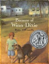 Because of Winn-Dixie (Newbery Honor Book 2001)