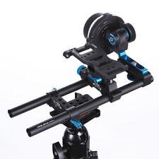 Fotga DP500 2S DSLR 15mm Rod Rail Baseplate +DP3000 Follow Focus Kit Combination