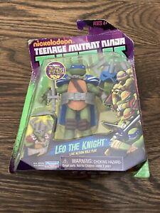 NEW 2014 Leo the Knight Figure Teenage Mutant Ninja Turtles Leonardo