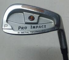 Spalding Pro Impact Bi-Metal Tech. P Wedge Med/Firm Flex Graph. Shaft Grip RH