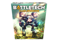 In hand: Battletech Clan Invasion Box Catalyst game labs