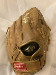 "RAWLINGS PP130-R Baseball Leather Glove 13"" Player Preferred / Basket Web."