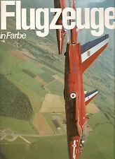 FLUGZEUGE IN FARBE GESCHICHTE DER MODERNEN FLIEGEREI Großformatige Ausgabe 1932