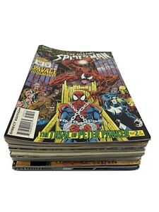Amazing Spider-Man Huge Comic Lot 31 Issues + Extras (Mark Bagley 1990's Series)