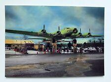 BOMBER GAS / 8121 Postcard postcard