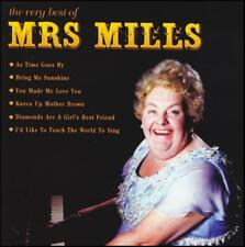 Mrs. Mills ~ Very Best Of ~ NEW CD ~ Piano Sing-along ~ A trip down memory lane