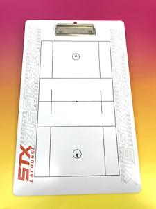 STX Lacrosse Mens Coach Whiteboard AS CLIP XXMX #1207